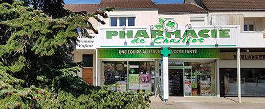 Pharmacie de Chaillot, VIERZON