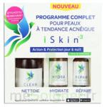 ISKIN  programme complet peaux à tendance acnéique à  VIERZON