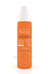Avène Eau Thermale Solaire Spray 50+ 200ml à  VIERZON