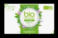 Nutrisanté Infusions Bio Tisane Verveine 20 Sachets à  VIERZON