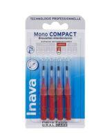 Inava Brossettes Mono-compact Rouge Iso 4 1,5mm à  VIERZON