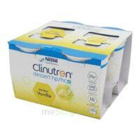 Clinutren Dessert 2.0 Kcal Nutriment Vanille 4cups/200g à  VIERZON