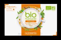 Nutrisanté Infusions Bio Tisane Digestion 20 Sachets à  VIERZON