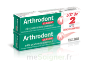 Pierre Fabre Oral Care Arthrodont Dentifrice Classic Lot De 2 75ml à  VIERZON
