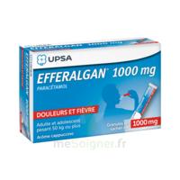 Efferalgan 1g Cappuccino Granules 8 Sachets à  VIERZON
