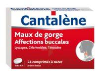 CANTALENE, comprimé à sucer à  VIERZON