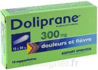 Doliprane 300 Mg Suppositoires 2plq/5 (10) à  VIERZON