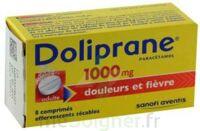 Doliprane 1000 Mg Comprimés Effervescents Sécables T/8 à  VIERZON