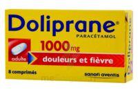 Doliprane 1000 Mg Comprimés Plq/8 à  VIERZON