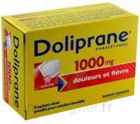 Doliprane 1000 Mg Poudre Pour Solution Buvable En Sachet-dose B/8 à  VIERZON