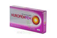NUROFENFEM 400 mg, comprimé pelliculé à  VIERZON