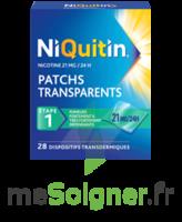 Niquitin 21 Mg/24 Heures, Dispositif Transdermique Sach/28 à  VIERZON