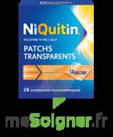 NIQUITIN 14 mg/24 heures, dispositif transdermique Sach/28 à  VIERZON
