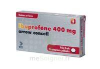 IBUPROFENE ARROW CONSEIL 400 mg, comprimé pelliculé à  VIERZON