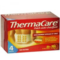 THERMACARE, pack 4 à  VIERZON