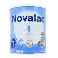 NOVALAC 1 Lait en poudre 1er âge B /800g à  VIERZON