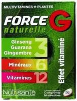 FORCE G NATURELLE, bt 56 à  VIERZON