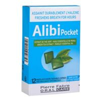 Pierre Fabre Oral Care Alibi Pocket 12 Pastilles à  VIERZON