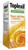 TOPLEXIL 0,33 mg/ml sans sucre solution buvable 150ml à  VIERZON