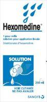 HEXOMEDINE 1 POUR MILLE S appl loc Fl/250ml à  VIERZON