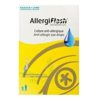 ALLERGIFLASH 0,05 %, collyre en solution en récipient unidose à  VIERZON
