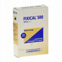 Fixical 500 Mg, Comprimé à Croquer Ou à Sucer à  VIERZON