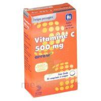 VITAMINE C ARROW 500 mg, comprimé à croquer  2T/15 à  VIERZON