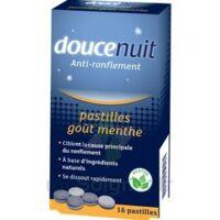 DOUCENUIT ANTIRONFLEMENT PASTILLES à la menthe, bt 16 à  VIERZON