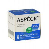 ASPEGIC 500 mg, poudre pour solution buvable en sachet-dose 30 à  VIERZON