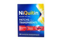 Niquitin 7 Mg/24 Heures, Dispositif Transdermique B/28 à  VIERZON