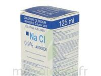 Sodium 0,9% Lav Inj Fv125ml 1 à VIERZON