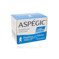 ASPEGIC 500 mg, poudre pour solution buvable en sachet-dose 20 à  VIERZON