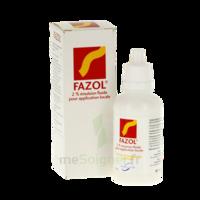 FAZOL 2 POUR CENT, émulsion fluide pour application locale à  VIERZON
