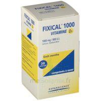 Fixical Vitamine D3 1000 Mg/800 U.i., Comprimé Pilul/30 à  VIERZON
