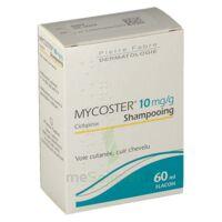 Mycoster 10 Mg/g Shampooing Fl/60ml à  VIERZON