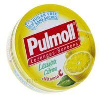 PULMOLL Pastilles citron B/45g à  VIERZON