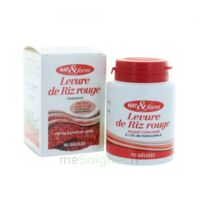 NAT&FORM EXPERT Levure de riz rouge Gélules B/90 à  VIERZON