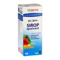 ORTIS PROPEX Sirop apaisant 200ml à  VIERZON