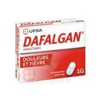 DAFALGAN 1000 mg Comprimés pelliculés Plq/8 à  VIERZON