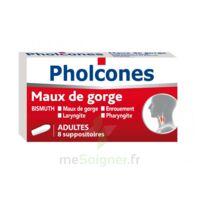 PHOLCONES BISMUTH ADULTES, suppositoire à  VIERZON