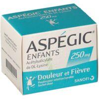 ASPEGIC ENFANTS 250, poudre pour solution buvable en sachet-dose à  VIERZON