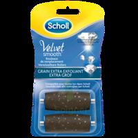 Scholl Velvet Smooth Rouleaux De Remplacement  Grain Extra Exfoliant à  VIERZON