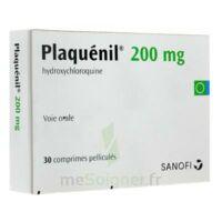 PLAQUENIL 200 mg, comprimé pelliculé à  VIERZON