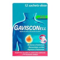 Gavisconell Suspension Buvable Sachet-dose Menthe Sans Sucre 12sach/10ml à  VIERZON