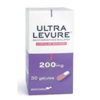 ULTRA-LEVURE 200 mg Gélules Fl/30 à  VIERZON