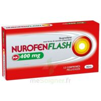 NUROFENFLASH 400 mg Comprimés pelliculés Plq/12 à  VIERZON