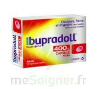 IBUPRADOLL 400 mg Caps molle Plq/10 à  VIERZON