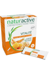 Naturactive Phytothérapie Fluides Solution buvable vitalité 2B/15Sticks/10ml à  VIERZON