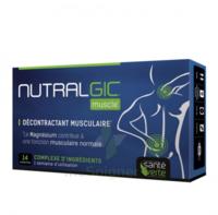 Nutralgic Muscle Comprimés Décontractant Musculaire B/14 à  VIERZON