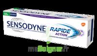 Sensodyne Rapide Pâte dentifrice dents sensibles 75ml à  VIERZON
